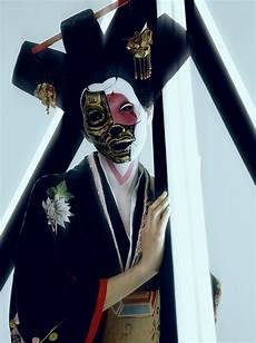 Robot Geisha From The Ghost In The Shell On Behance