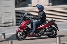 Essai Honda Forza 125 2019 Encore Plus Haut De Gamme