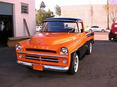 1957 Dodge Sweptside Hemi Up