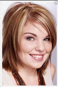 70 cute short hairstyles for round faces with double chin