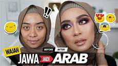 Rahasia Makeup Arabic Tutorial With Zezahbaragbah