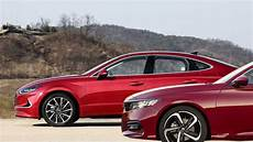 hyundai accord 2020 2020 hyundai sonata 1 6t vs 2019 honda accord 1 5t