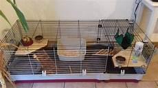 Cage Ferplast Krolik 140 Pour Lapin Et Cochon D Inde