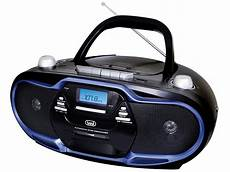 lettori cassette audio radio registratore cd cassetta trevi cmp 574 usb