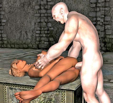 Rape Blond Girl