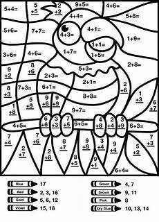 free color by number math worksheets multiplication 16320 other graphical works vorschulrechnen mathe unterrichten elementare mathematik
