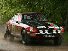 Datsun 240Z Rally S30 1971–73 Wallpaper And Background