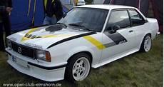 Ascona B 400 Opel Club Elmshorn