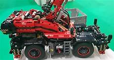 lego 42082 gel 228 ndeg 228 ngiger kranwagen f 252 r nur 149 98