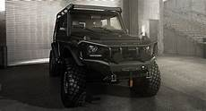 this mercedes g class wouldn t look out of place in