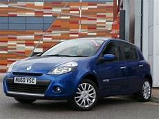 2010 60 Plate Renault Clio 1 2 Tce Dynamique Tomtom 5dr In
