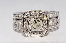 20 000 2 17ct natural diamond engagement ring with insert