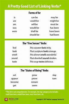 linking verbs the only guide you ll ever need with images linking verbs verb verb exles