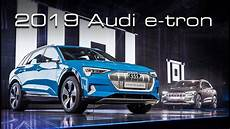 audi elektro suv 2019 audi e electric suv everything you need to