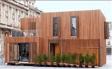 Maison Modulaire Algeco Maison Modulaire Bois La Maison Bois D Architecte Xavier