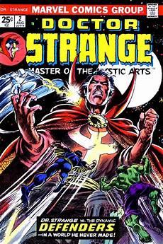 dr strange 2 doctor strange v2 2 frank brunner cover pencil ink