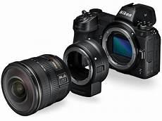 appareil photo objectif nikon z objectifs et appareils photo plein format syst 232 me hybride