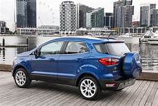 2018 Ford Ecosport Review