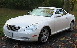 Lexus SC430 The Last Of Its Kind  Truth About Cars