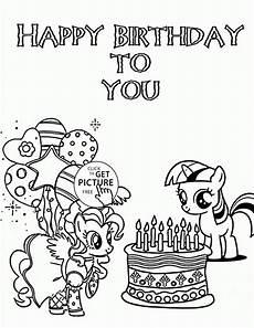 Gratis Malvorlagen Happy Birthday Get This Printable Happy Birthday Coloring Pages