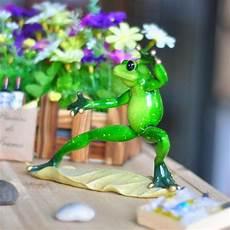 fuß em 2016 fam 237 lia sapo resina artesanato 2016 criativo kung fu kung