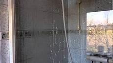 kalk entfernen glas nanoversiegelung glasversiegelung cleanglas mit anti kalk schutz glasversiegelung dusche