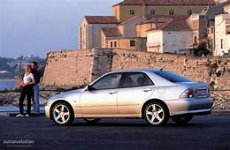 LEXUS IS  1998 1999 2000 2001 2002 2003 2004 2005