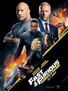 affiche fast and furious fast furious hobbs shaw
