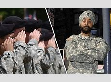 US Army alters uniform code to accommodate Muslim and Sikh
