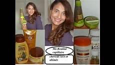 routine capillaire sos cheveux cassants et ab 238 m 233 s كيفية