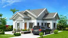 5 beautiful modern house design with floor plan and cost estimate youtube