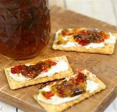 easy cold appetizer recipes jalape 241 o pepper jelly crackers it is a keeper