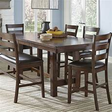 standard height counter height and bar height tables intercon kona counter height table with leaf rife s home