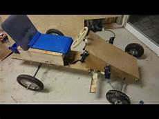 Selbstgebautes Elektroauto 36km H