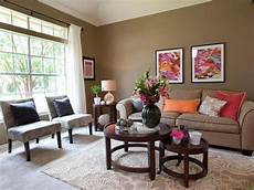 living modern with nature tones color this lively living room features an all earthy taupe