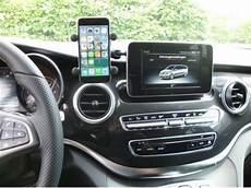 mercedes v klasse zubehör handy smartphone halterung f 252 r mercedes v klasse