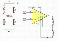 rtd readout using wheatstone bridge and mcp6n11 electrical engineering stack exchange