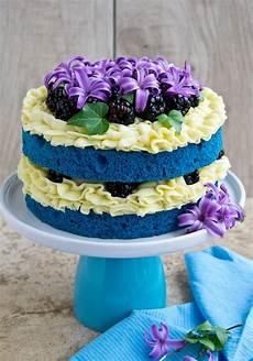 Torte Dekorieren Ideen - how to make a blue velvet cake cakejournal