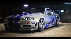 Need For Speed Beta Ps4 Paul Walker Skyline