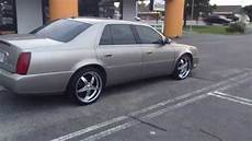 2004 cadillac deville on 20 quot rimtyme of hton youtube