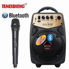 Bluetooth Speaker Wireless Microphone Audio Living by Q2 Bluetooth Speaker High Power 30w Louderspeaker Handheld