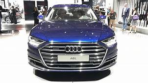 The 2019 Audi A8 Is Damn Future  Page 7 Roadshow