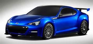 Subaru BRZ STI Enhanced Japanese Sports Car Teased