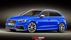 Audi Rs3 Sportback Receives A3 Clubsport Styling Gtspirit