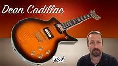 Guitar Review Dean Cadillac 1980 Trans Brazilia Insanity