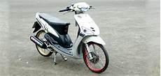 Modifikasi Motor Megapro Lama by Modifikasi Yamaha Mio 2008 Tergoda Racun Thailook Gilamotor
