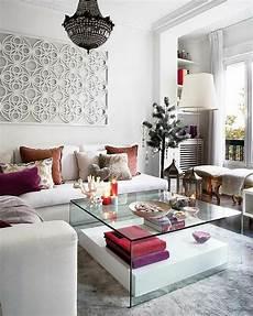 Elegante Wohnzimmer Als Vorbilder Moderner Einrichtung