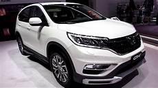 2015 Honda Cr V 4wd 2 0i Lifestyle Exterior And Interior