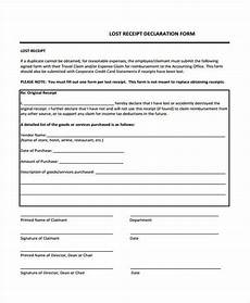 lost receipt template free 44 receipt forms pdf