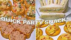 Snack Ideen - and easy snack ideas snack recipes